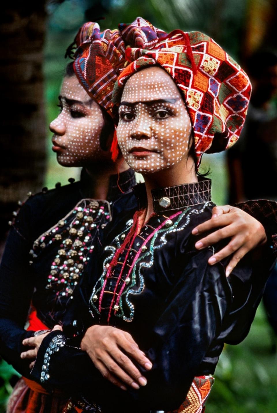 Steve McCurry. Philippines (1985)
