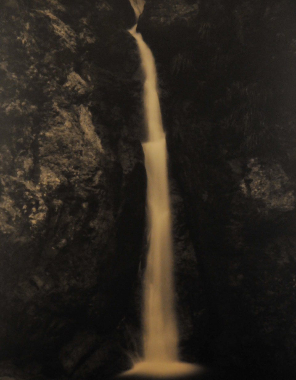 Tom Baril, Dona Juana's Leap, 2001, TB 733