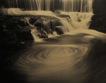 Tom Baril. 'Milo Mills Falls', 2001