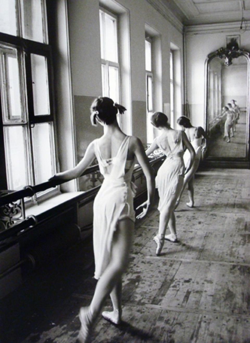 Cornell Capa. Bolschoi Ballet School