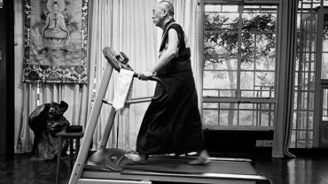 Manuel Bauer. Beten und Trainieren