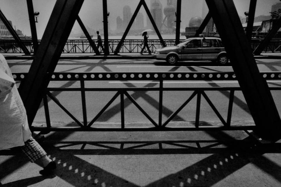 Marc Riboud. Shanghai